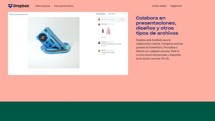 Colores diseño web 2019