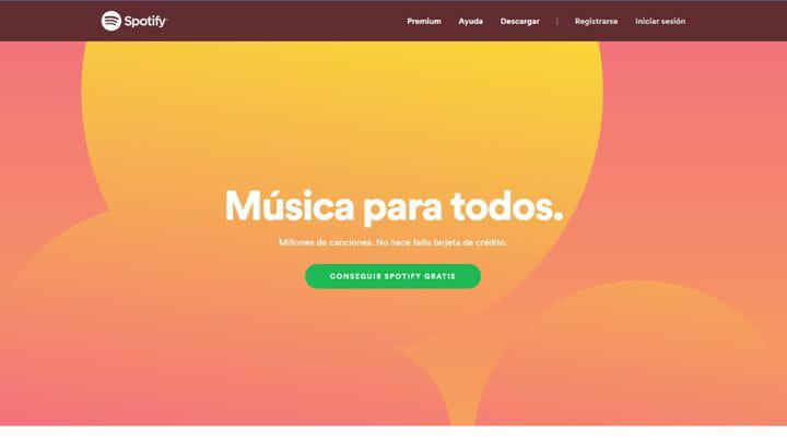 Colores y formas diseño web 2019