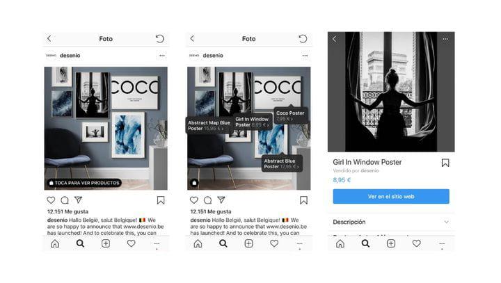 Cómo vender a través de Instagram