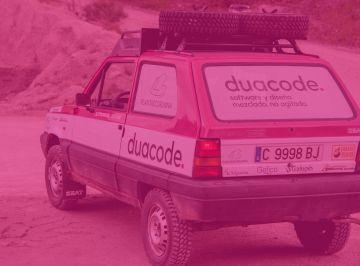 Duacode patrocinador solidario en la Oasis Raid 2019 | Noticias