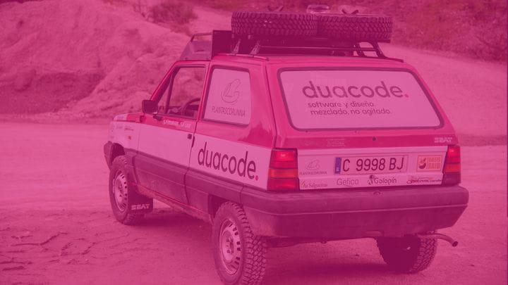 Duacode patrocina