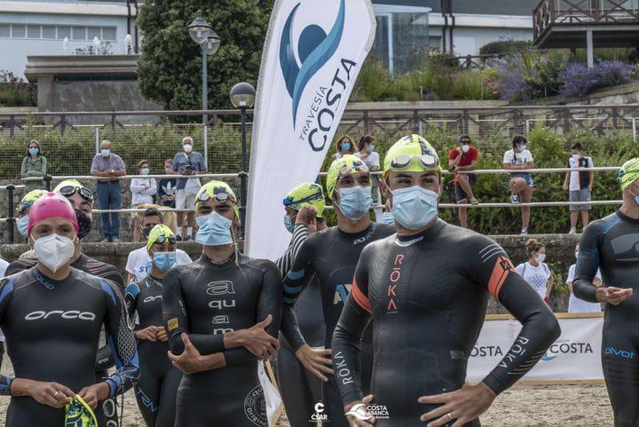 Éxito en la primera prueba de la V edición del Travesía Costa Abanca by Duacode   Noticias