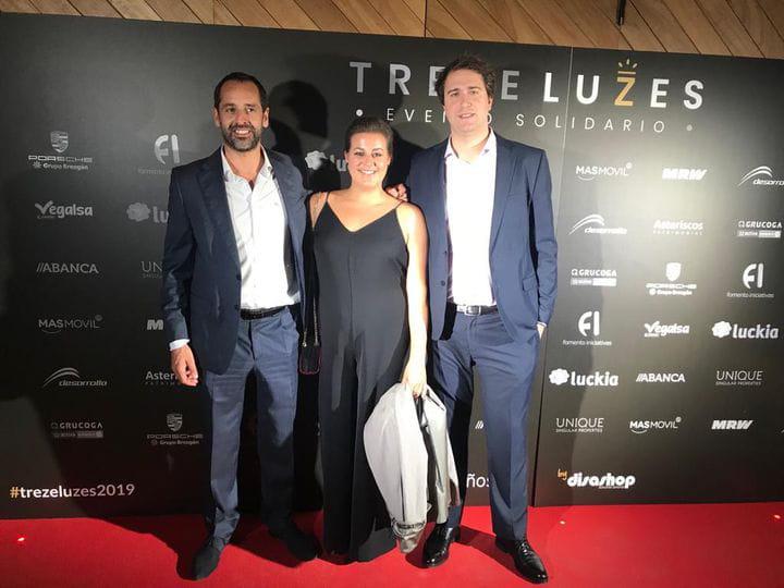 Asistimos a la gala solidaria Treze Luzes en favor de la Fundación Meniños | Noticias