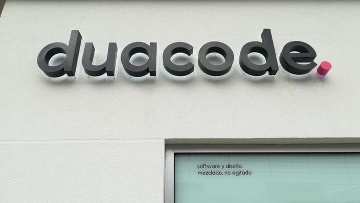 Rótulo duacode