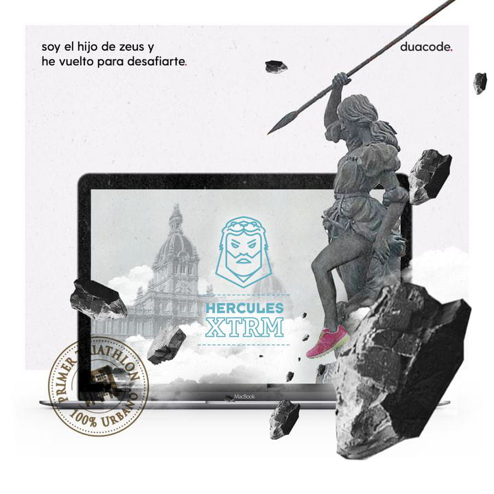 Desarrollando el deporte gallego - Herculex Xtrm
