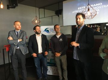 Presentación de la Travesía Costa Abanca by duacode | Noticias