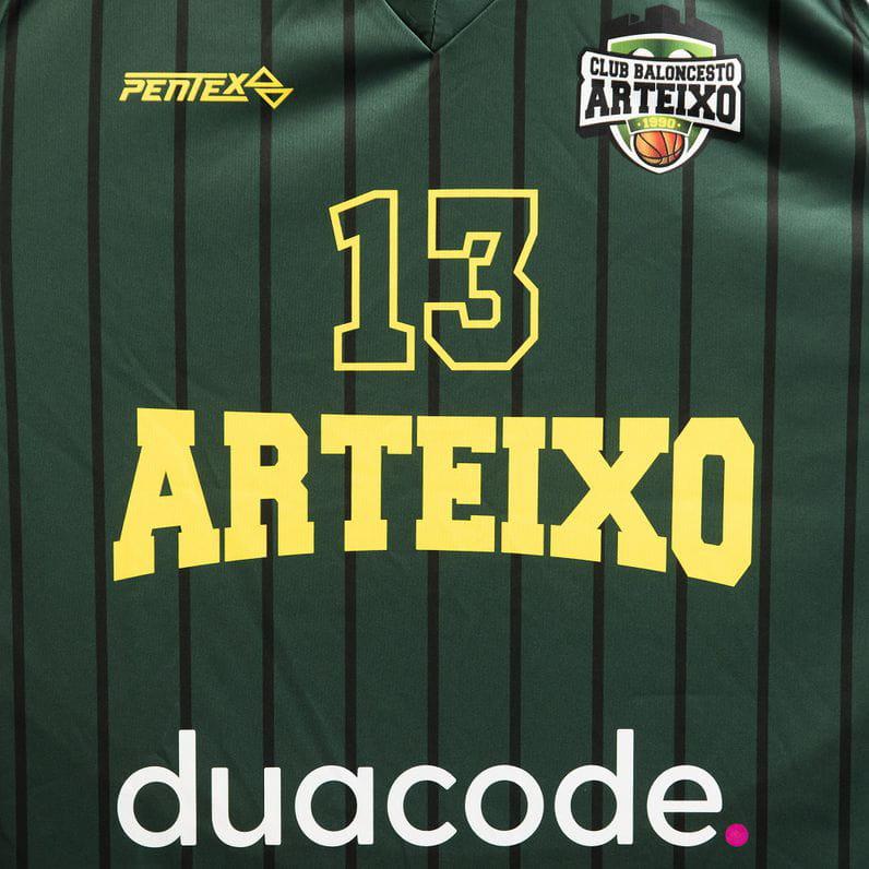 Duacode se convierte en el principal patrocinador del Club Baloncesto Arteixo   Noticias