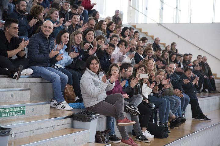 Presentación de la nueva equipación del Club Baloncesto Arteixo Duacode