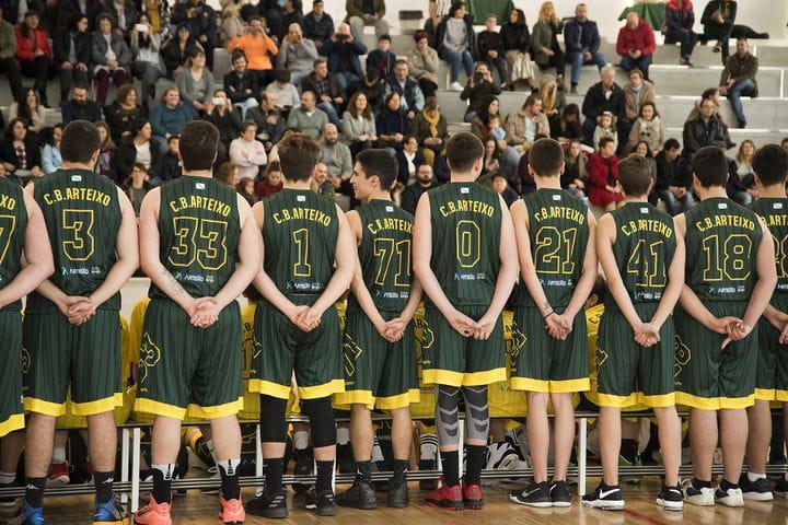 Duacode se convierte en el principal patrocinador del Club Baloncesto Arteixo