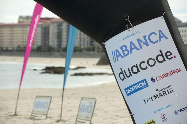 A Coruña: primera parada de la Travesía Costa Abanca by duacode | Noticias