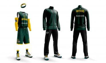 Vestidos para ganar: diseñamos la equipación del CB Arteixo | Noticias