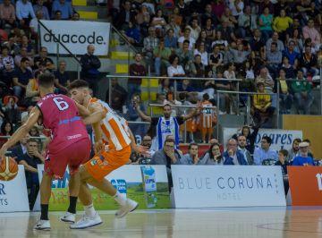 El Básque Coruña estrena equipación y arranca con una gran victoria | Noticias