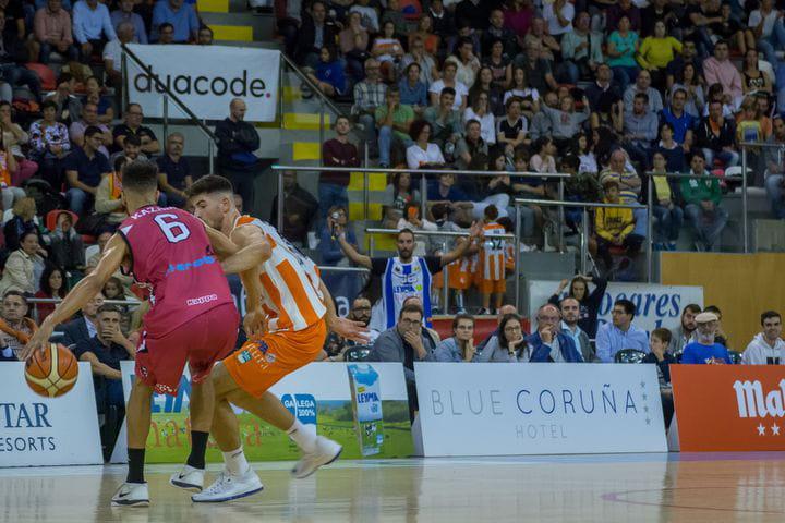 Foto de RRSS oficiales de Básquet Coruña