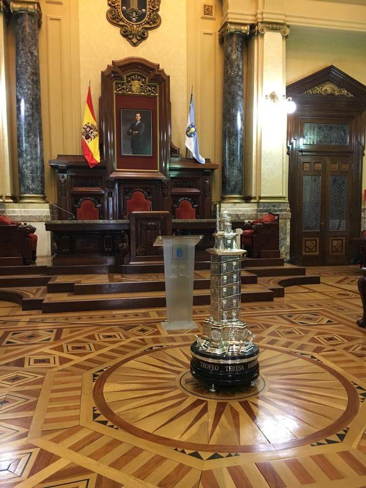 Trofeo Teresa Herrera