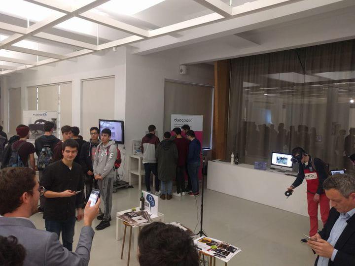 programación de apps con realidad virtual y aumentada