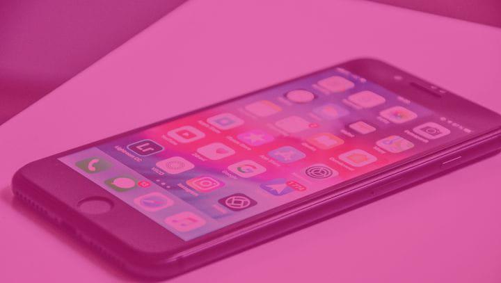 Las aplicaciones móviles, cada día más usadas